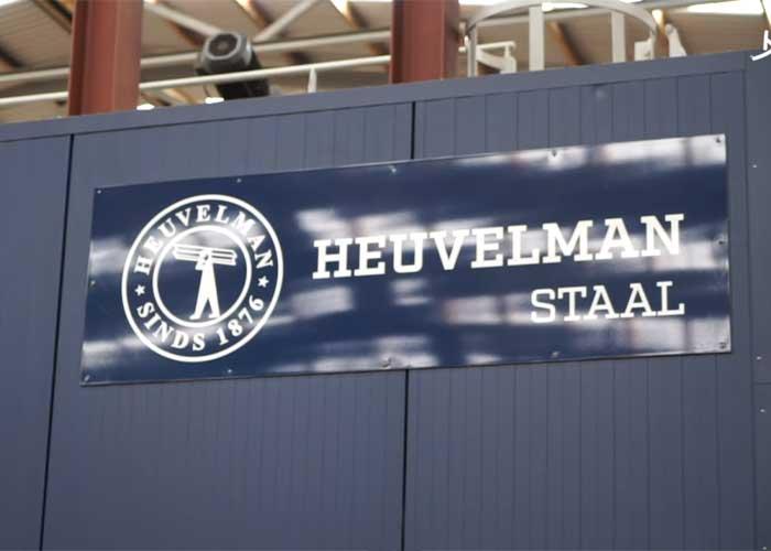 Heuvelman levert een breed assortiment constructiestaal direct uit voorraad.