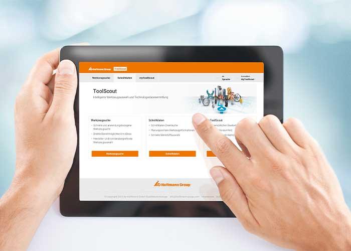 ToolScout helpt bij het maken van keuzes en geeft gelijk een mooie richting aan.