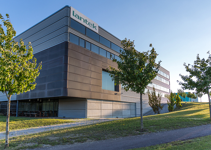 Het hoofdkantoor van het Spaanse softwarehuis Lantek