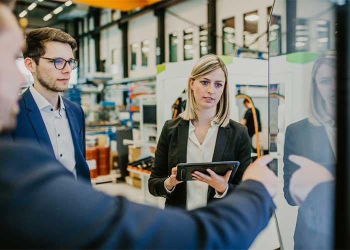 Het dertigste Aachen Machine Tool Colloquium (AWK) gaat in op Internet of Production (IoP) om de duurzaamheid van productiebedrijven te vergroten (foto: AWK)