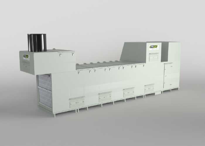 Het Air2-DSK klimaatconcept van ITB reinigt, koelt en verwarmt lucht in de metaal- en kunststofindustrie