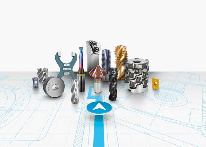 Met ToolScout vinden verspaners snel en eenvoudig geschikt gereedschap voor toepassingen zoals frezen, boren, draaien, draadsnijden, alsmede meet- en testtechnologie.