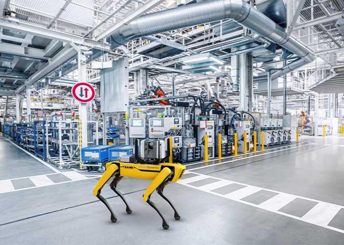 De Spot-robot is voor Leica Geosystems een grote stap voorwaarts om autonome reality-capture oplossingen te bieden