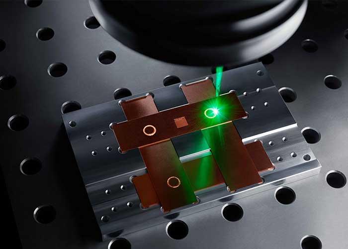 De speciaal voor het bewerken van koper ontwikkelde TruDisk laserbron met groene golflengte is nu ook beschikbaar met een laservermogen van 3 kW.