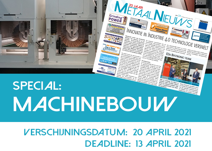 Thema Machinebouw 2021