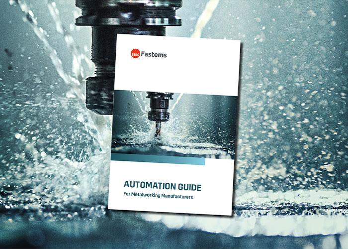 De gids van Fastems gaat nader in op de zes belangrijkste knelpunten die aan productie-efficiency in de weg staan.