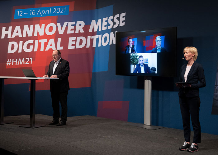 De digitale Hannover Messe was goed voor meer dan 3,5 miljoen pageviews en 700.000 zoekopdrachten in de exposanten- en productendatabase. De congres- en exposantenstreams werden ongeveer 140.000 keer bekeken.