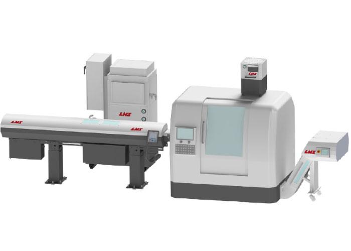 Naast de afzuiginstallaties van LNS Fox, verzorgt Moor Filtertechniek nu ook de verkoop van LNS stafaanvoer, spanentransporteurs en hogedruk koelingssystemen.