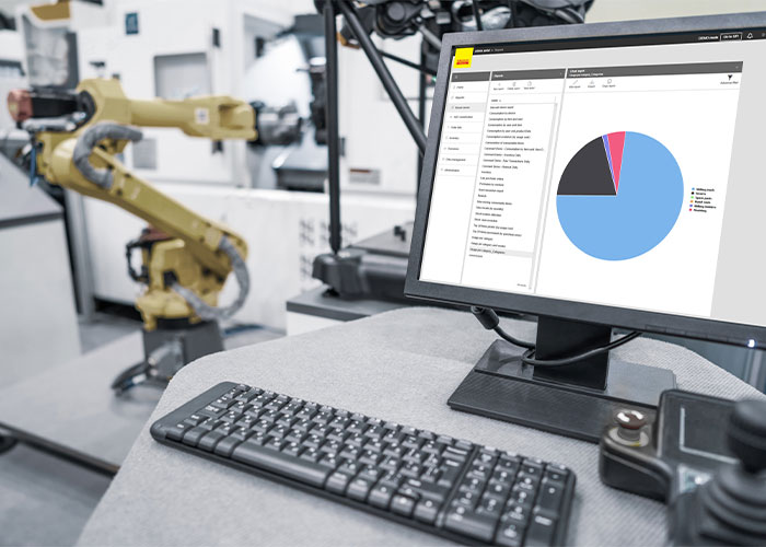 Gebruikers van de CoroPlus Tool Supply service kunnen gereedschapsvoorraadmanagement combineren met gereedschapslogistiek.