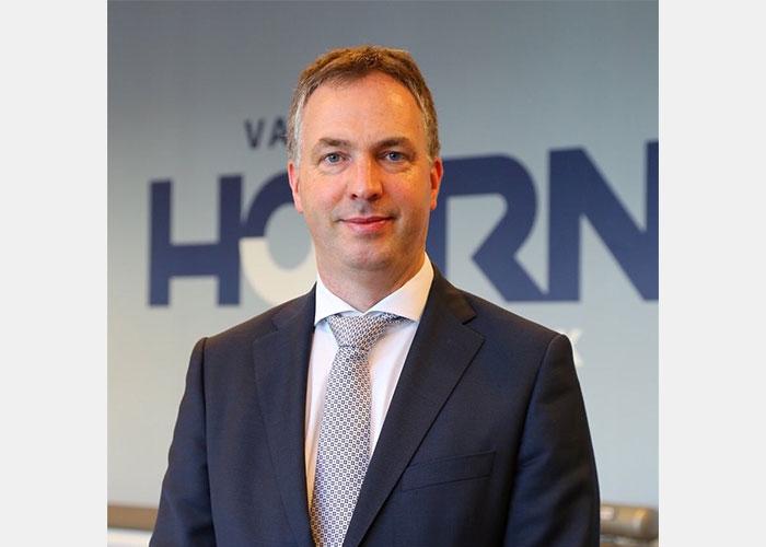 """Lars van der Hoorn, bestuurslid bij VNO-NCW Eindhoven: """"Bedrijven in de hightech maakindustrie investeren veel in hun medewerkers en willen bij een tijdelijke dip ontslagen voorkomen."""""""