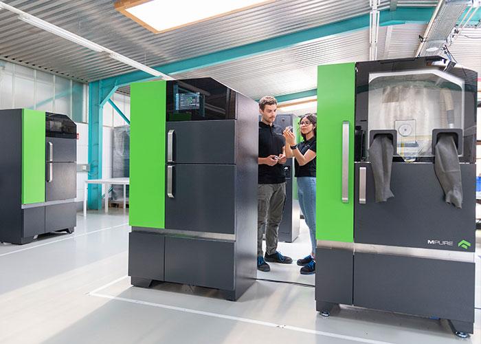 One Click Metal biedt beproefde 3D-printtechnologie voor metaal voor iedereen tegen een instapprijs.