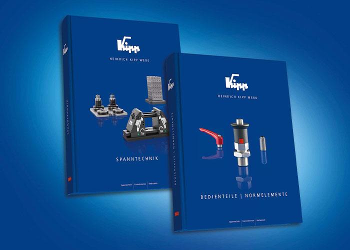 De nieuwe catalogi van Kipp bevatten in totaal 55.000 artikelen, waaronder 5000 nieuwe producten.