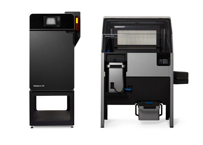 De Fuse 1 en Fuse Sift vormen een compleet SLS printing systeem dat ontwerpers, engineers en producenten de mogelijkheid geeft grip te krijgen op hun productontwikkelingsproces.