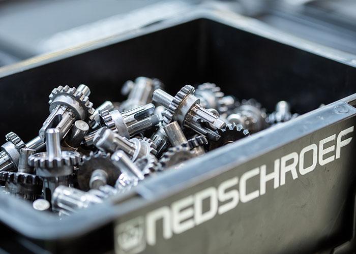 Koninklijke Nedschroef staat al meer dan 125 jaar voor innovatieve verbindingstechnologie wereldwijd.