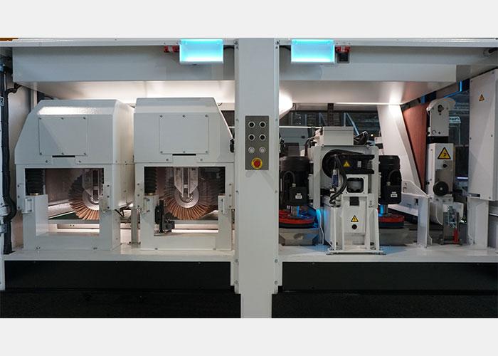 In het webinar wordt ingegaan op de unieke eigenschappen van de Q-Fin machines en op de invloed van de kwaliteit van de banden en borstels