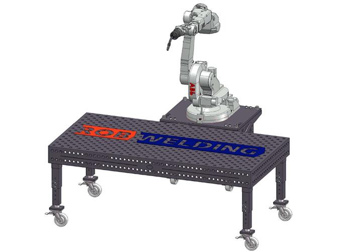 Vidra Metaalproducten koos voor de Ready Robotic Cell, om zo de voordelen die een manipulator biedt ten volle te benutten.
