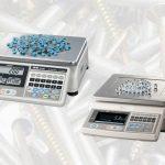 Een telweegschaal ondersteunt direct bij het snel en nauwkeurig tellen van lichte tot zware producten
