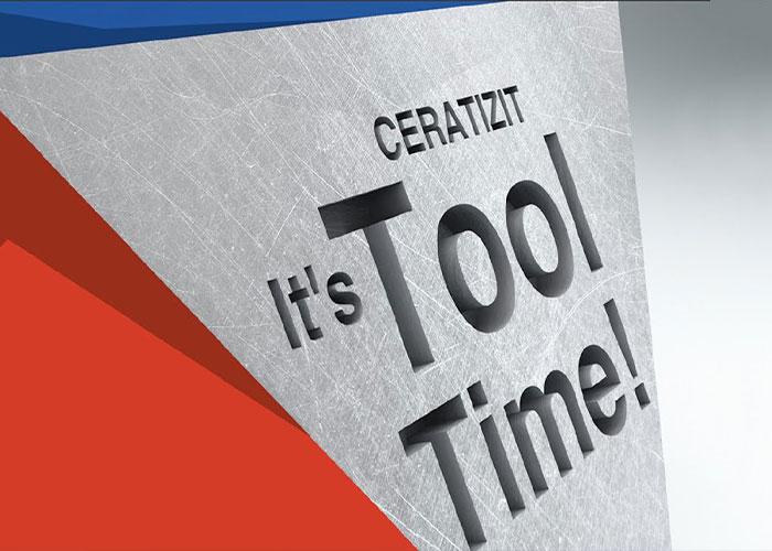 Ceratizit - It's Tool Time! wordt op 17 juni om 13.30 uur live uitgezonden.