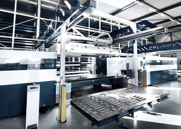 De automatiseringsoplossing is ontwikkeld door het R&D team van het bedrijfsonderdeel HVL Projects.