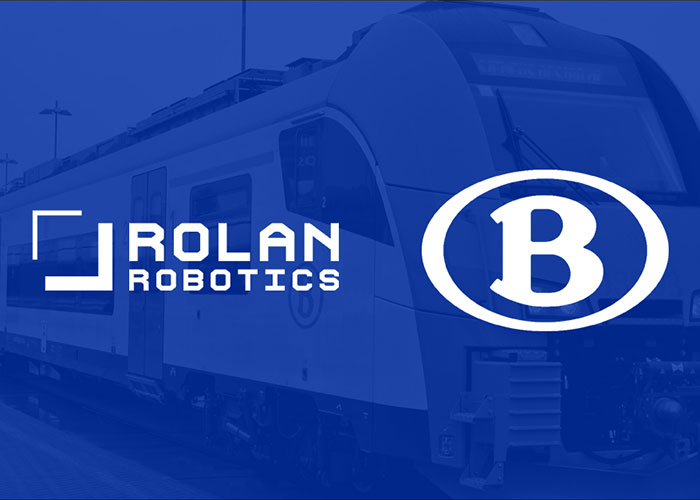 De centrale werkplaats van de Belgische Spoorwegen wordt uitgebreid met een geavanceerde lasrobotcel van Rolan Robotics.