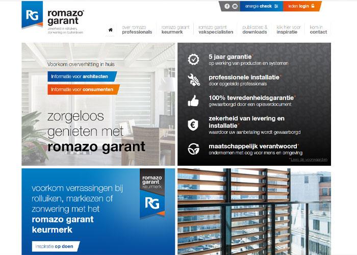 Nederland beleefde in 2020 een topzomer en dat leidt tot een topjaar in 2020, stelt Romazo Professionals, de branchevereniging voor de zonweringbedrijven.