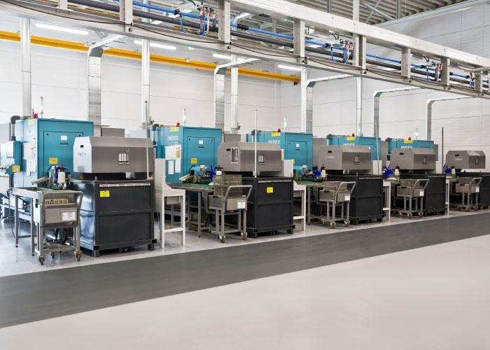 Bij VCN mass turning waren ze direct verliefd op de C200 draaiautomaten. Binnenkort worden opnieuw zeven machines van dit type aan het machinepark toegevoegd.