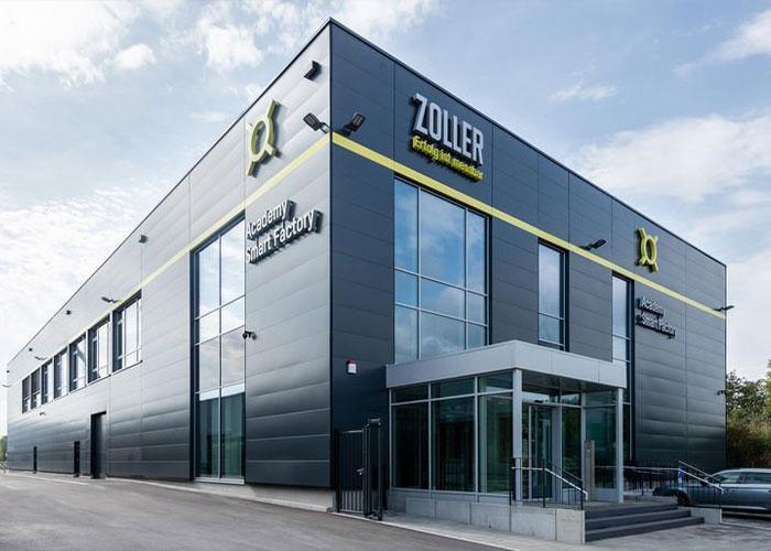 Zoller organiseert van 15 t/m 17 juni een livestream-evenementenreeks vanuit de Smart Factory in Pleidelsheim (D)