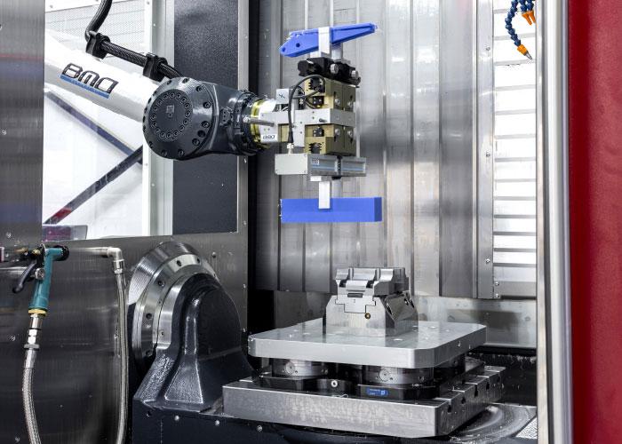 Met de Drive Selection Tool op de Faulhaber-website vond het team van BMO Automation de passende motor voor de servogrijper.