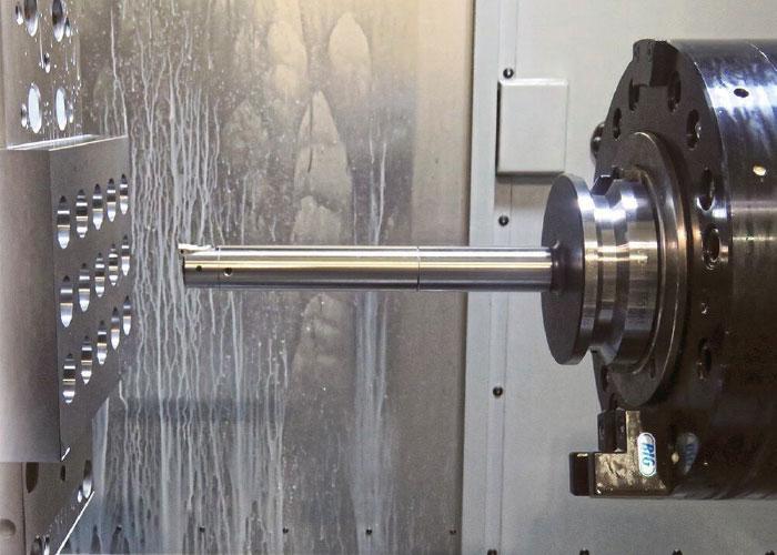 De nieuwe Smart Damper EWN fijnkotterkoppen maken voor het eerst trillingvrije bewerking van diameters van minder dan 32 mm tot 20 mm mogelijk.
