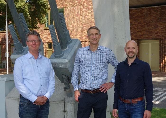 Het CAM Team van Pimpel Benelux bestaat uit v.l.n.r. Dolf van der Worp, Klaas Feijen en Bart van de Sande.