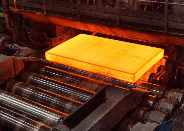 SSAB Oxelösund rolde in juli het eerste staal dat is geproduceerd met de zogeheten Hybrit technologie.