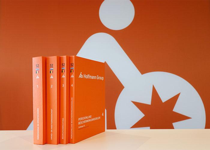 De nieuwe catalogus 2021/2022 van de Hoffmann Group is geldig vanaf 1 augustus 2021.