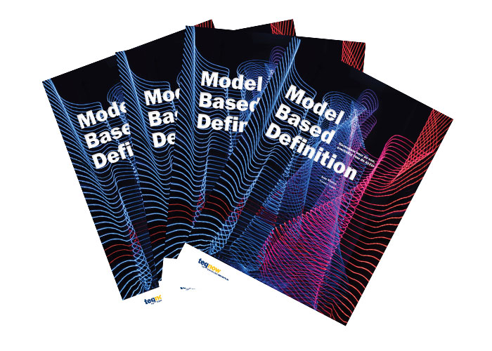 MBD staat voor een concept, waarbij alle activiteiten rondom een product digitaal gebundeld zijn. De Teqnow-publicatie legt het allemaal uit.