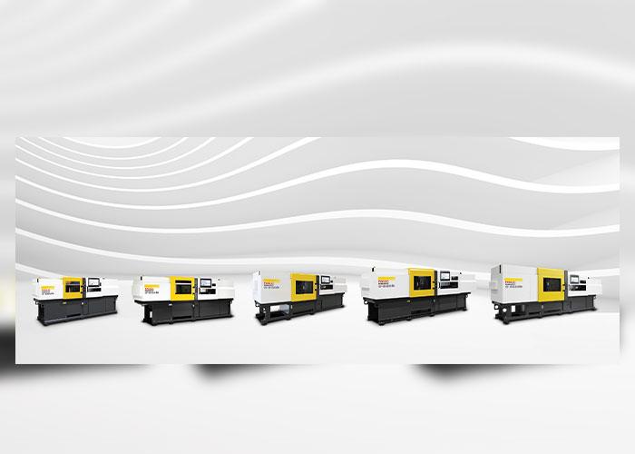 De Alpha-SiB serie is initieel beschikbaar in modellen van 50, 100, 130, 150 en 220 ton, met verschillende injectiecapaciteiten. Hogere tonnage modellen (250, 300 en 450 ton) zullen volgen.