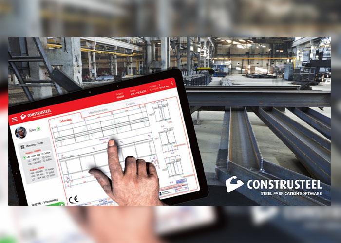 Staalbouw- en metaalconstructiebedrijven schenken veel aandacht aan automatisering en digitalisering van het productieproces.