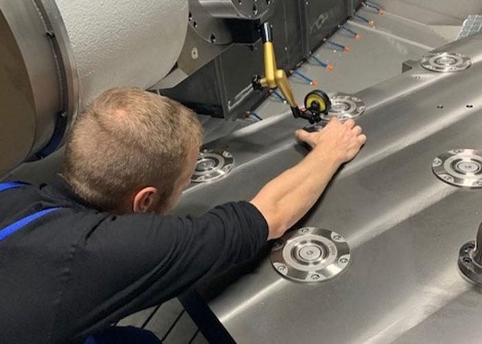 Deelnemers aan de workshop Machinemeettechniek leren onder meer de juiste meetmethodiek toe te passen en essentiële metingen zelfstandig uit te voeren.