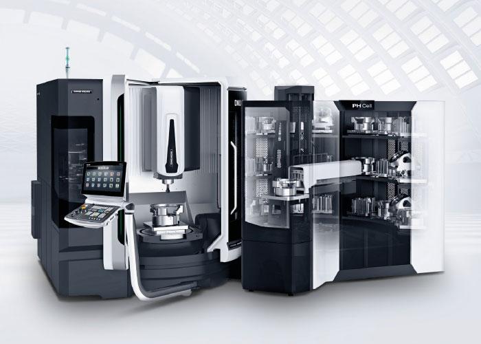 Holistische automatiseringsoplossingen, zoals de PH CELL, worden zowel tijdens de PRE-EMO Show als EMO Milano in de schijnwerpers gezet.