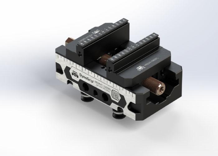 Mate's 52/96 nulpuntklemsysteem is ontworpen om een grote klemkracht te genereren binnen een compact design.
