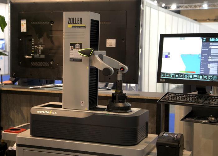 Bezoekers kunnen zich bij Laagland volledig laten informeren over het potentieel van automatische gereedschapsvoorinstelling en een slim gereedschapsbeheer.