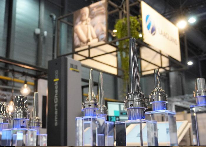 Laagland presenteert op METAVAK ook volhardmetalen gereedschappen en hydro-gereedschapshouders uit het brede programma van Mapal.