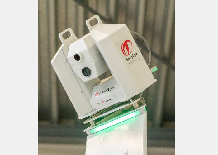 Dankzij de door Teqram zelf ontwikkelde EasyEye, een platform voor 3D vision en robotbesturing, kunnen de robots flexibel functioneren in hun omgeving.